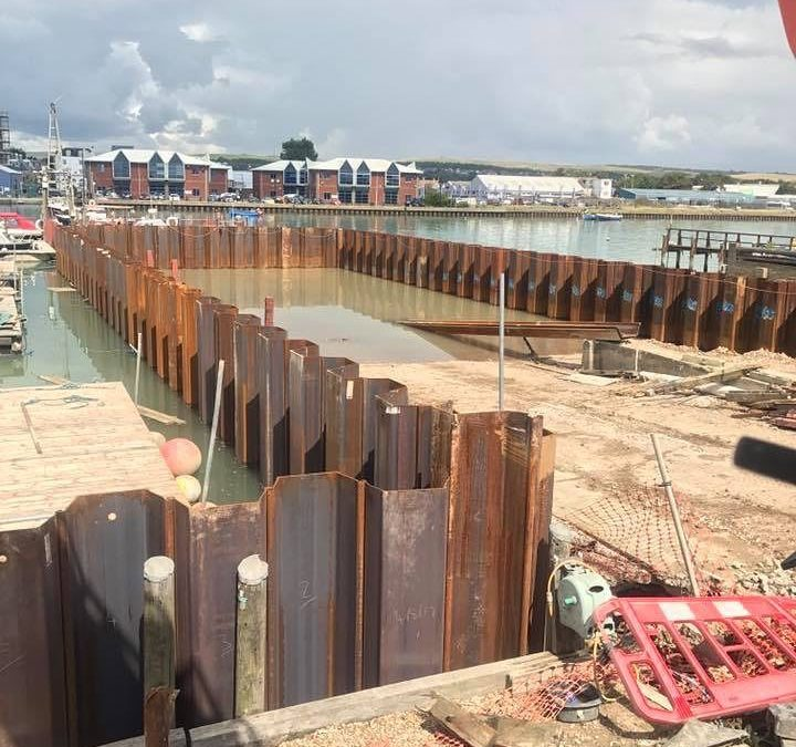 Services Elite Sheet Piling